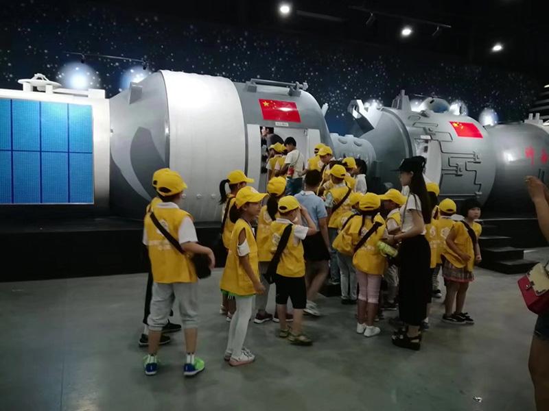 河北兆荣模型-航天装备系列-科普体验项目